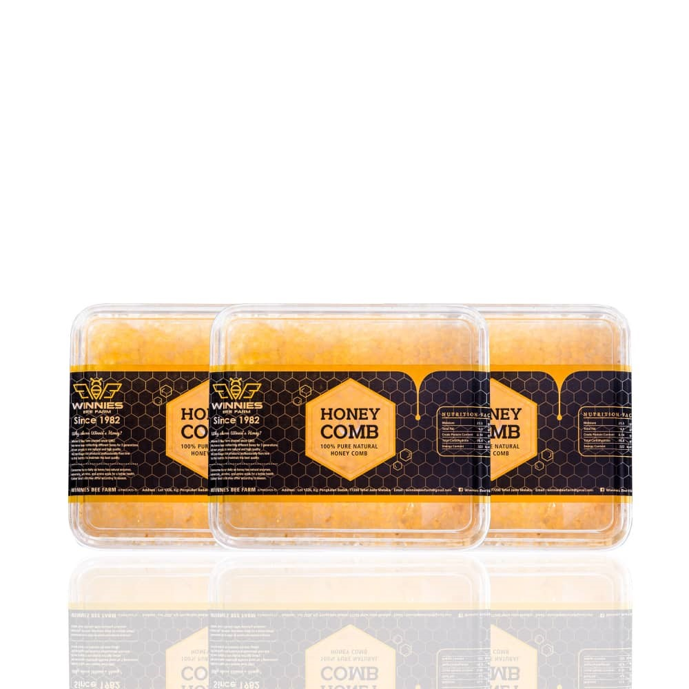 Honey Comb 400g
