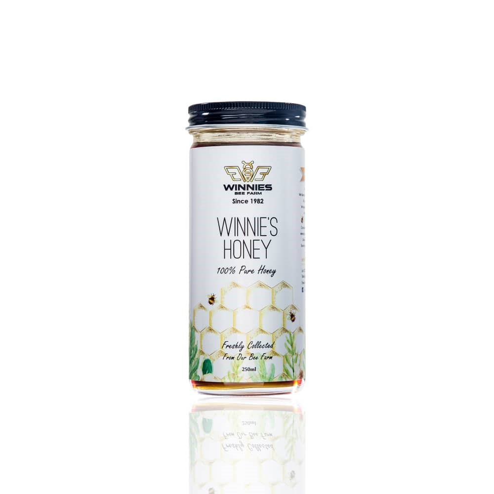 Winnie's Wild Honey 250ml